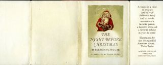 NIGHT BEFORE CHRISTMAS, THE. Clement C. Moore