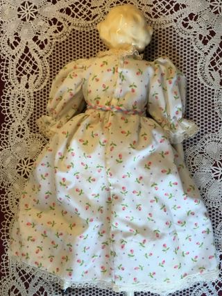 """13"""" """"SALLY"""" CHINA DOLL CONSTRUCTED FROM KIT"""