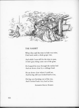 WINGS FROM THE WIND: An Anthology of Poems Selected and Illustrated by Tasha Tudor
