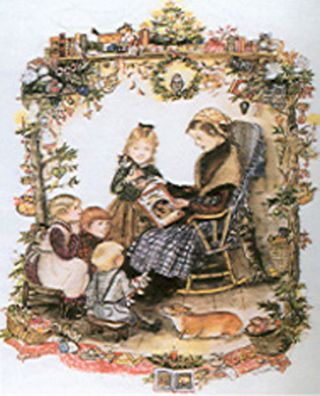 CHILDREN'S BOOK & ANTIQUE TOY FAIR POSTER